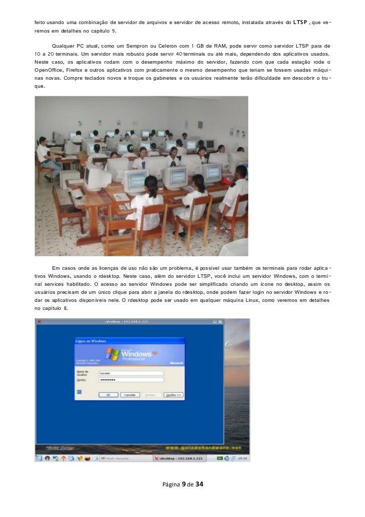 MueKow - LTSPedia - Linux Terminal Server Project