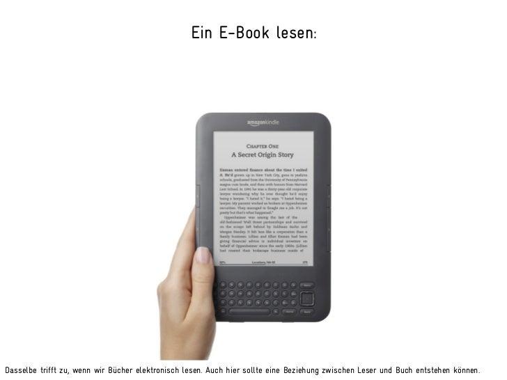 Der Lebenszyklus eines Buchs                       = TOUCHPOINTSMorgens                 BuchkaufMittags                   ...