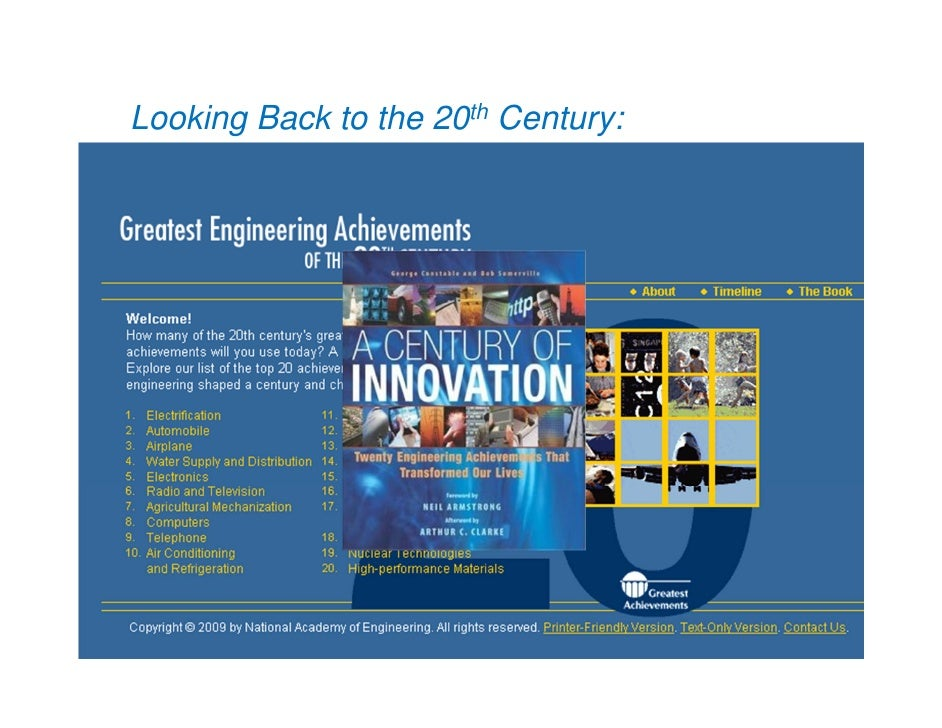 Redesigning Engineering Education For The 21 Century