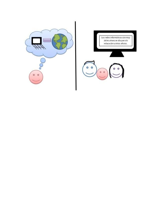 Las redes informáticas son muy útiles ahora en día para la educación u otros oficios.