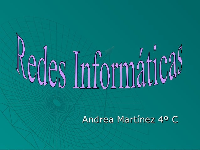 Andrea Martínez 4º C