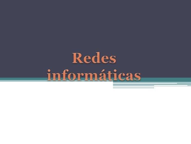 Introducción • Una red es un conjunto de ordenadores conectados entre sí que pueden compartir datos y recursos. Se usan pa...