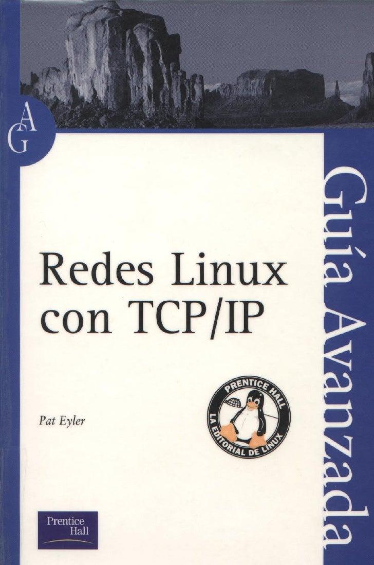 Redes linux con tcpip   pat eyler