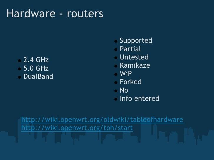 Hardware - antenas   2.4 GHz            Direccionales   5.0 GHz           Omnidireccionales                      Sectoria...