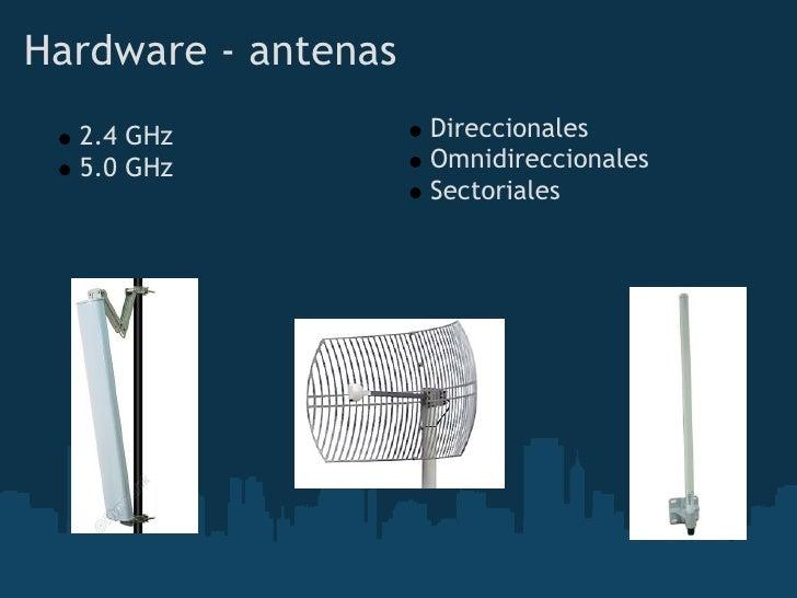 Hardware - varios    Pigtails   Soportes   Mástil   Cable UTP   PoE   Cajas para Exteriores   EnergíaSolar yeólica