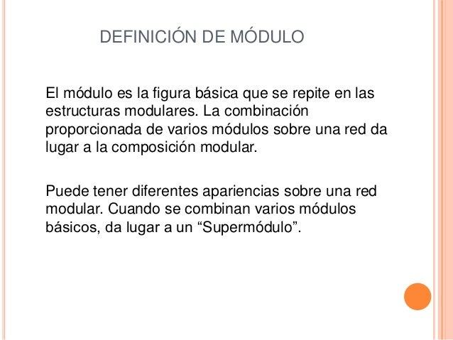 Redes Modulares 2