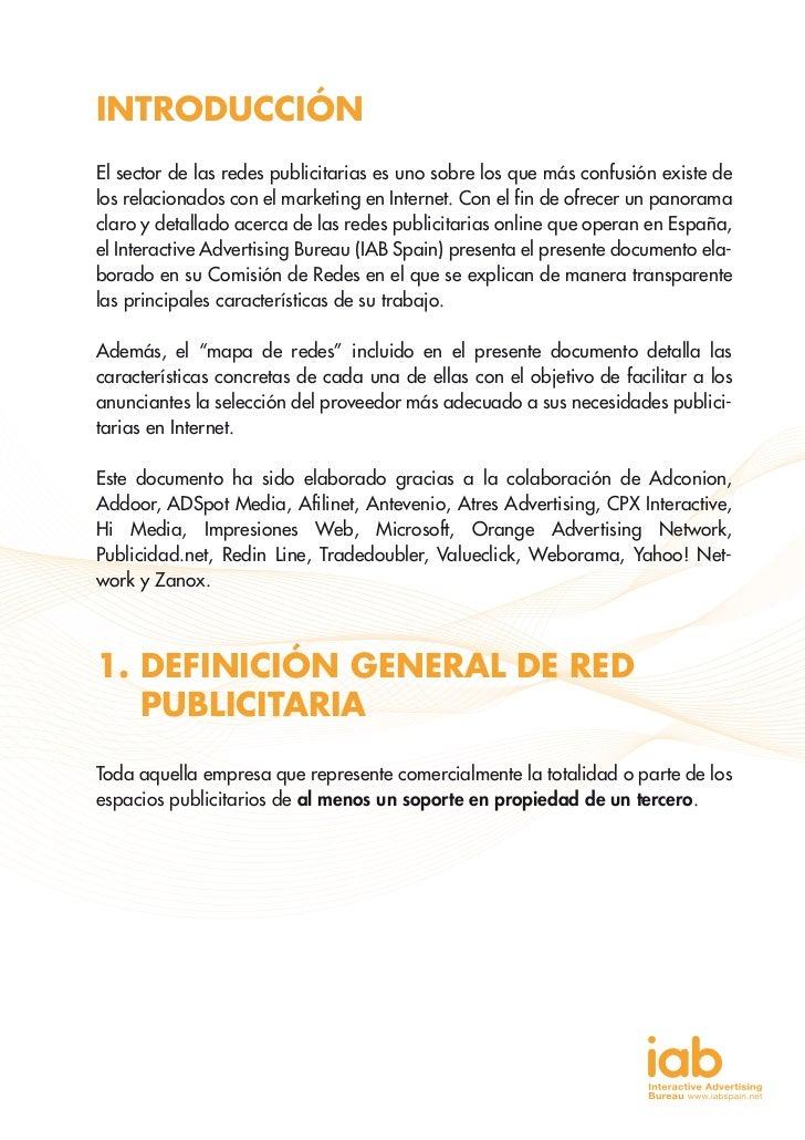 Redes Publicitarias en el Mercado Digital Español Slide 2