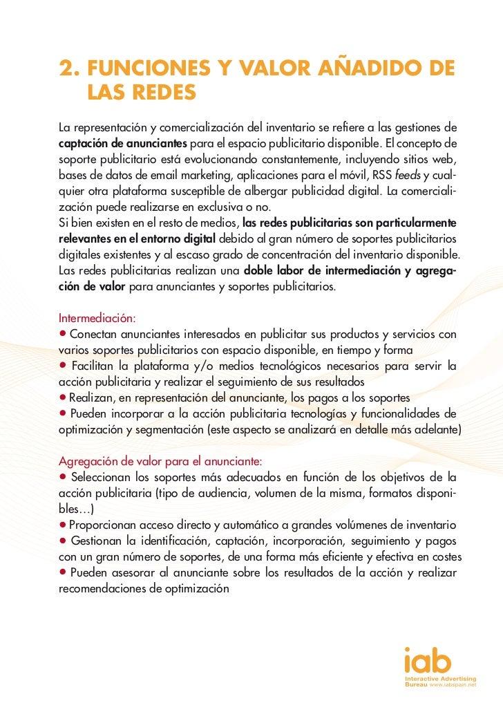 Redes Publicitarias en el Mercado Digital Español Slide 3