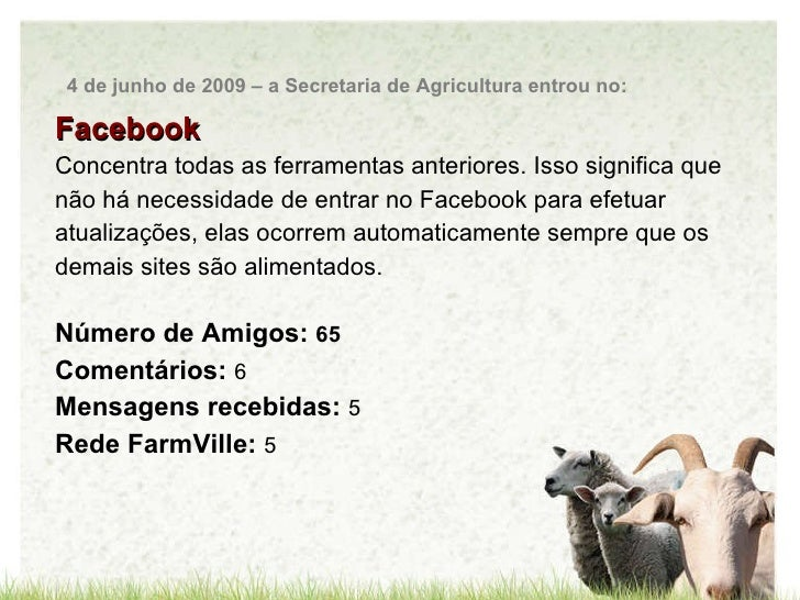 Facebook Concentra todas as ferramentas anteriores. Isso significa que não há necessidade de entrar no Facebook para efetu...