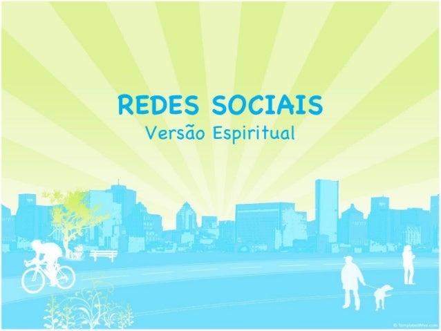 Aula M1 (11/08/2011) - Redes Sociais