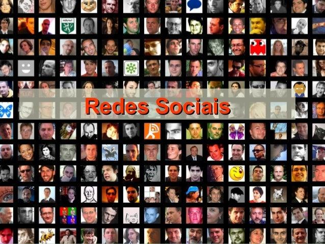 Redes SociaisRedes Sociais