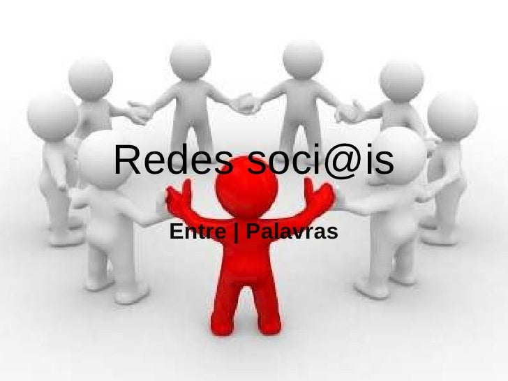 Redes soci@is Entre | Palavras