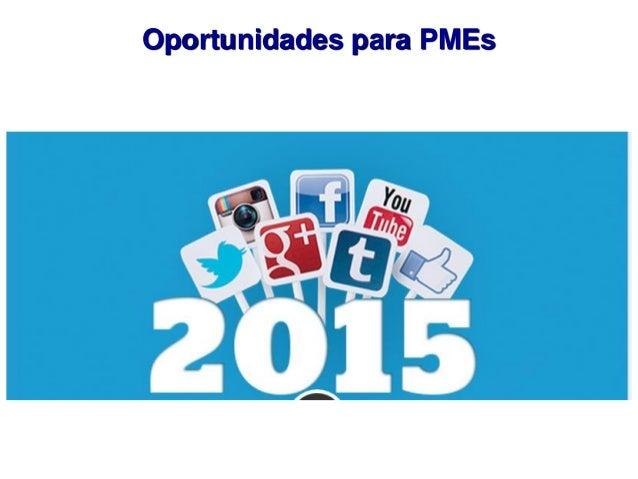 Oportunidades para PMEs