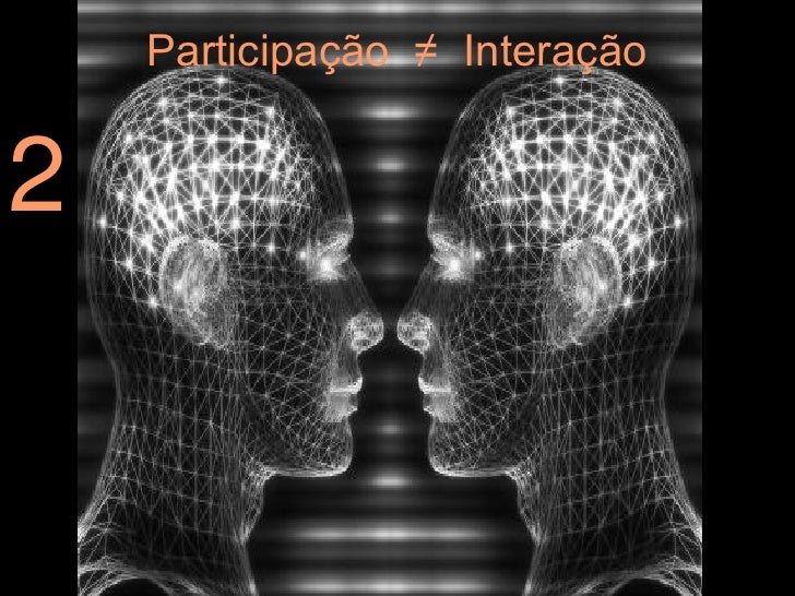 Entendendo afenomenologia da    interação