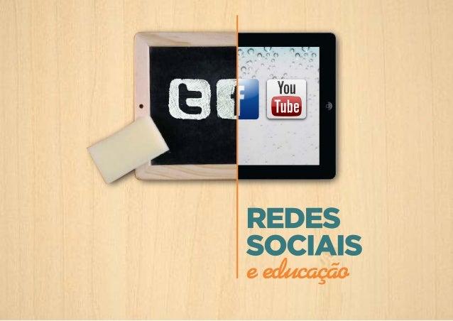 Redes sociais e educação