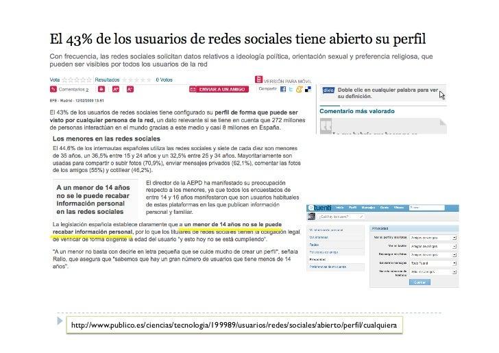 http://chaval.es/ http://www.ciberfamilias.com/ http://internetsegura.net/ http://www.internetsinriesgos.es/ http://proteg...