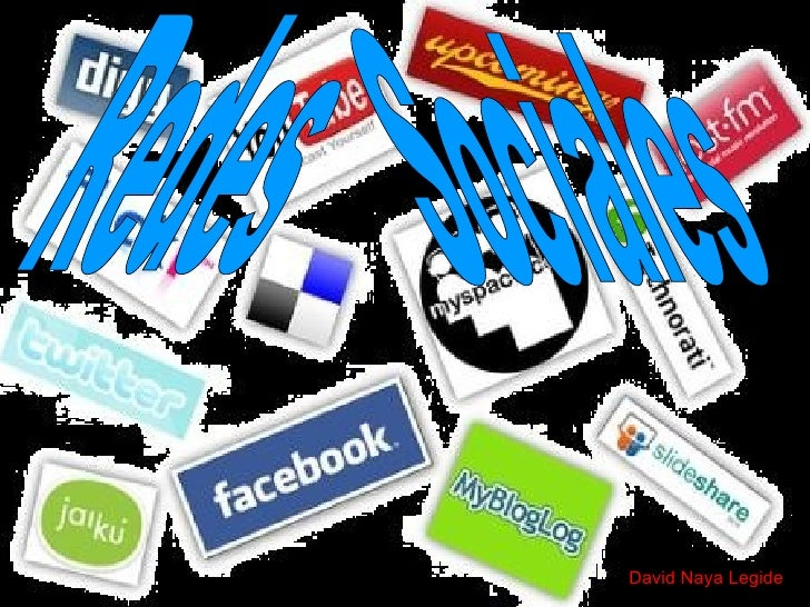 David Naya Legide Redes Sociales