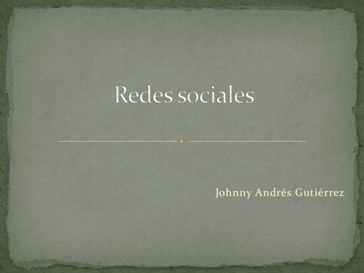 Johnny Andrés Gutiérrez