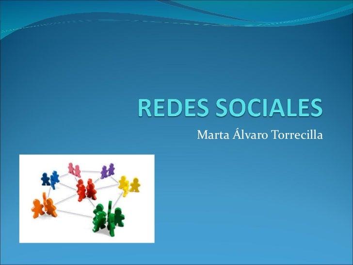 Marta Álvaro Torrecilla