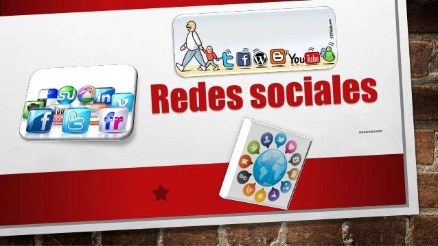 ¿QUE SON LAS REDES SOCIALES? UNA RED SOCIAL ES UNA FORMA DE REPRESENTAR UNA ESTRUCTURA SOCIAL, ASIGNÁNDOLE UN GRAFO, SI DO...