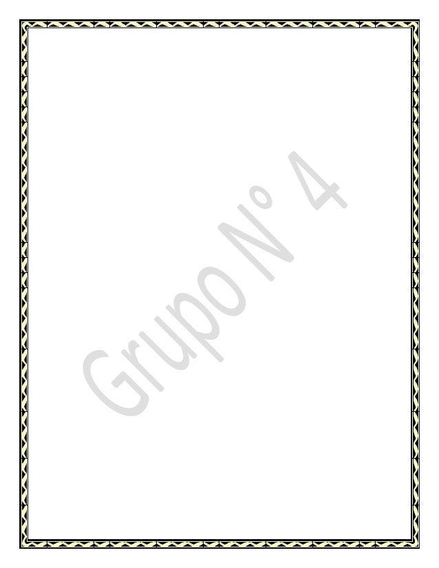"""Grupo 4    3° BGU """"D"""""""