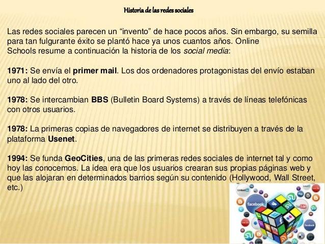 Redes sociales Slide 2