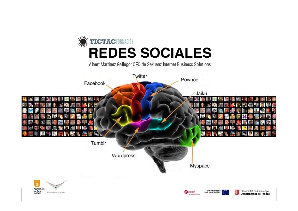 Albert Martínez Gallego: CEO de Sekuenz Internet Business Solutions     /// Redes sociales