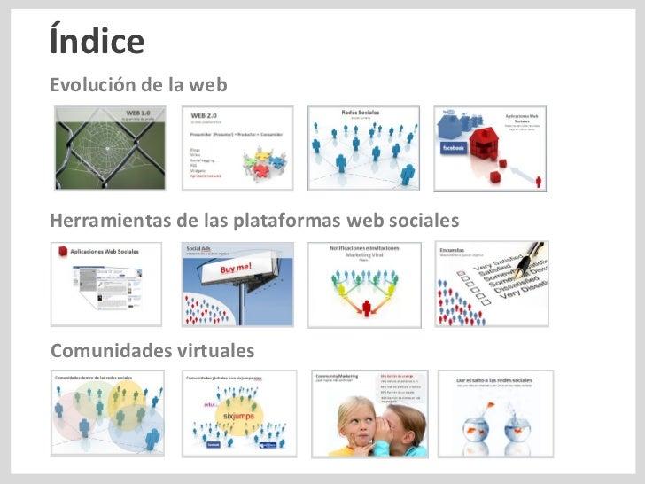 Marketing y publicidad en las Redes Sociales Slide 2