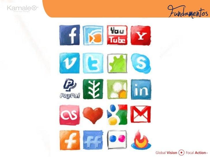 redes sociales contactos
