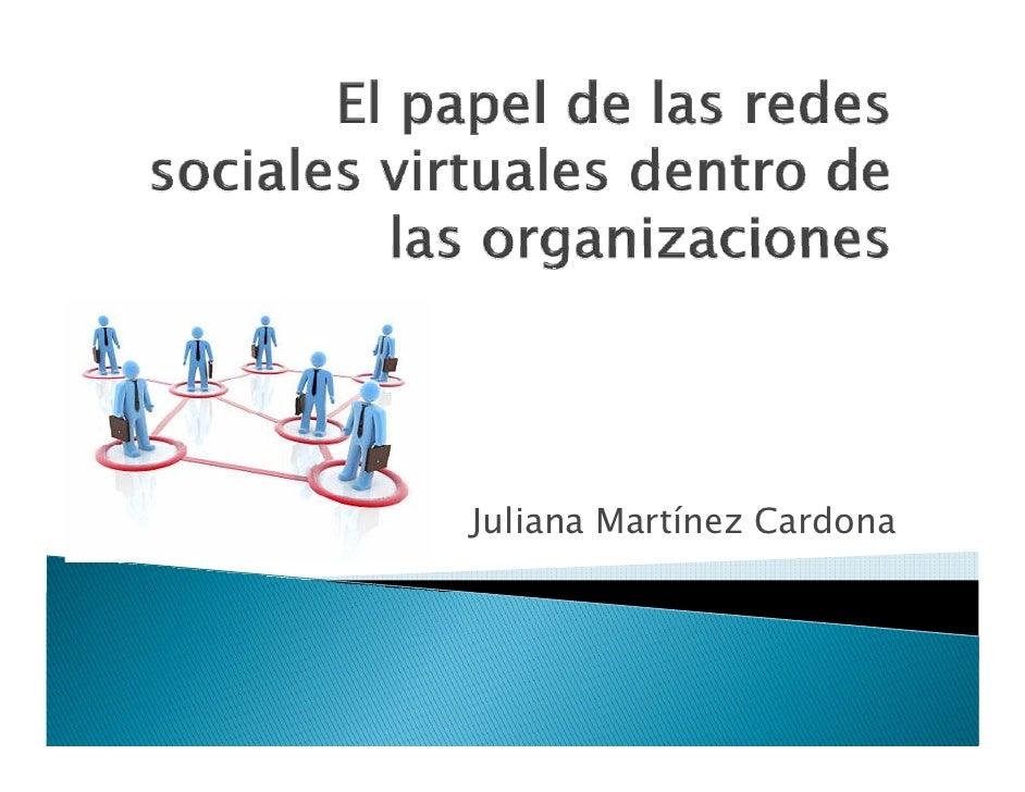 Juliana Martínez Cardona