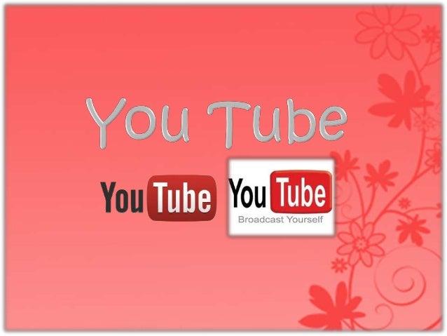 You Tube Inc. fue fundada por Chad Hurley, Steve Chen y JawedKarim en febrero de 2005 en San Bruno, California.Todos ellos...