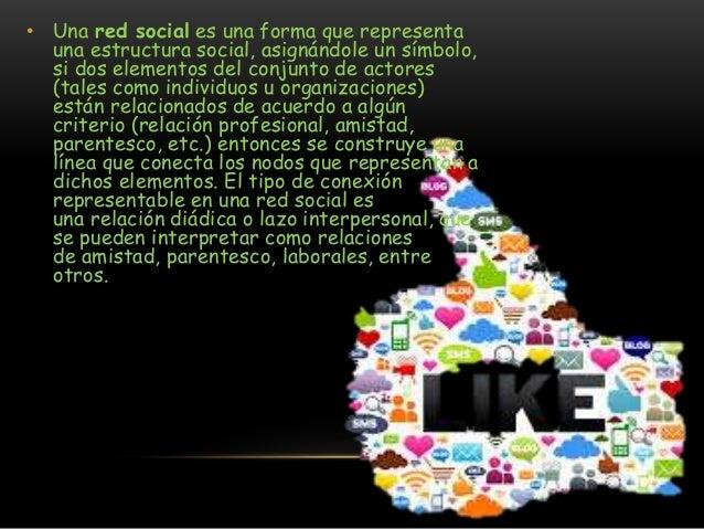 Redes sociales joss Slide 2