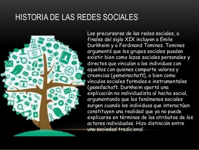 Redes sociales joss Slide 3