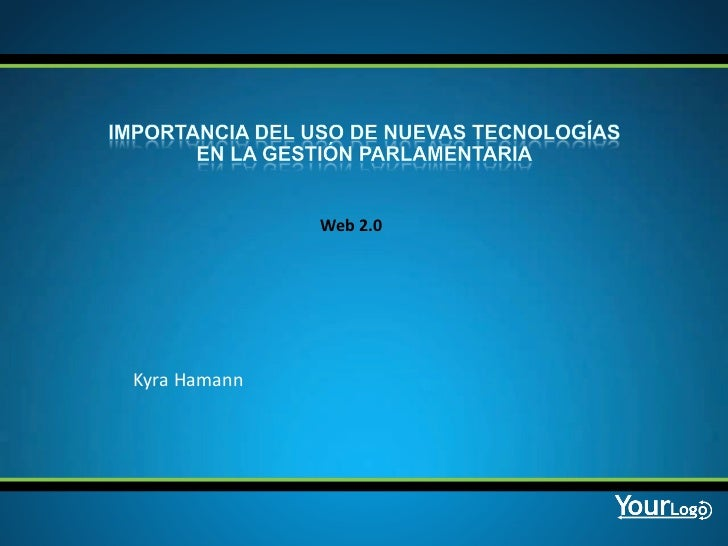 Web 2.0 Kyra Hamann