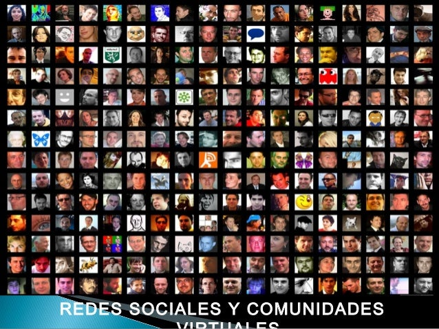 REDES SOCIALES Y COMUNIDADES