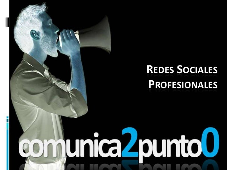 REDES SOCIALESPROFESIONALES