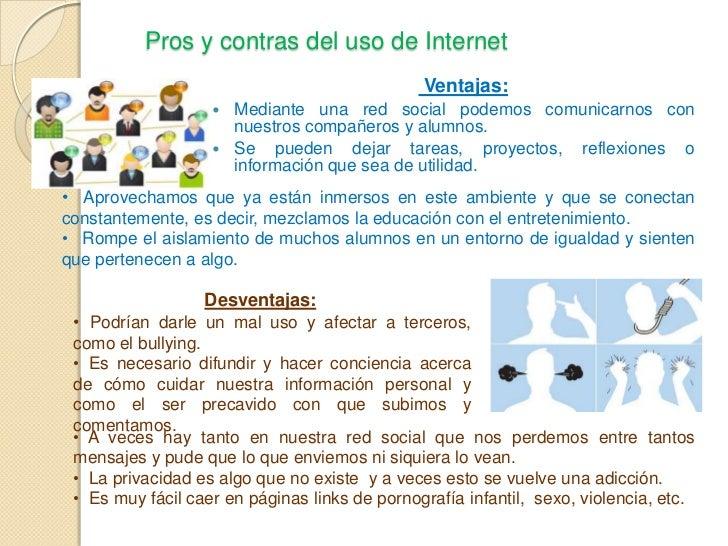 Redes sociales pros y contras - Microcemento pros y contras ...
