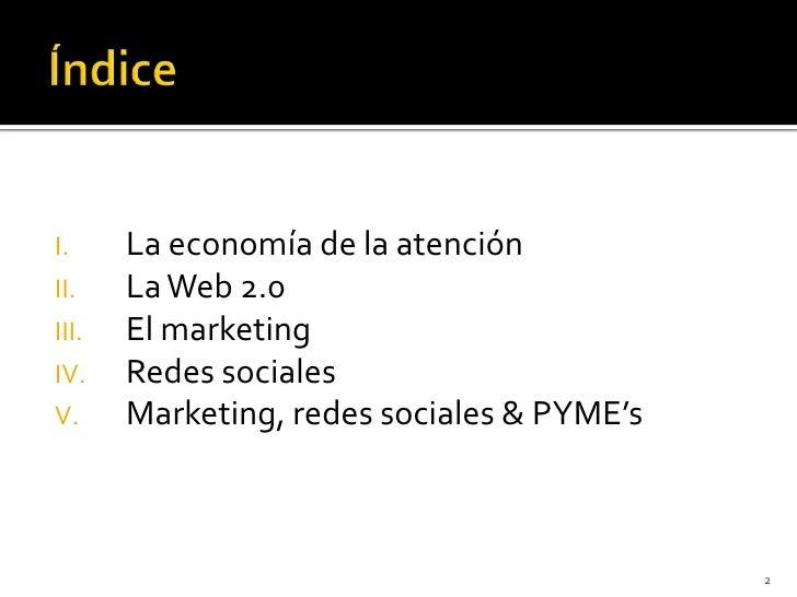 Redes sociales y las PYMEs Slide 2