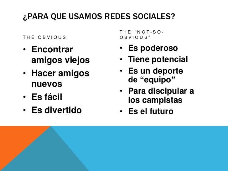 Redes Sociales 2 - CCI-España Slide 2