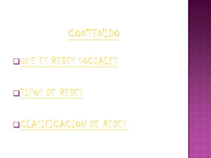 Redes sociales tatiana Slide 2