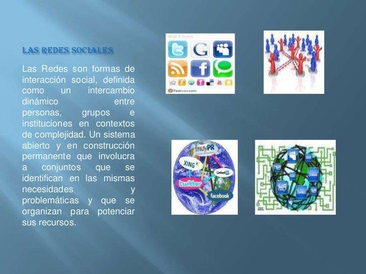 Redes sociales  tecnologia Slide 2