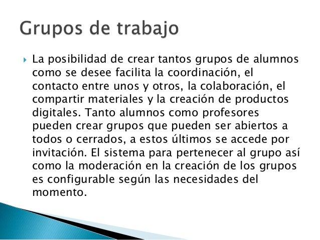  Las secciones del aula virtual son las áreas en las cuales está distribuida la información de las materias que el alumno...