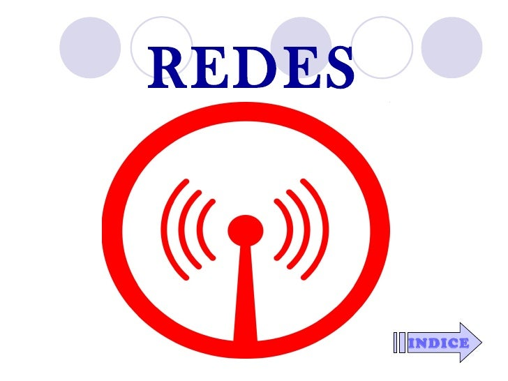 REDES INDICE