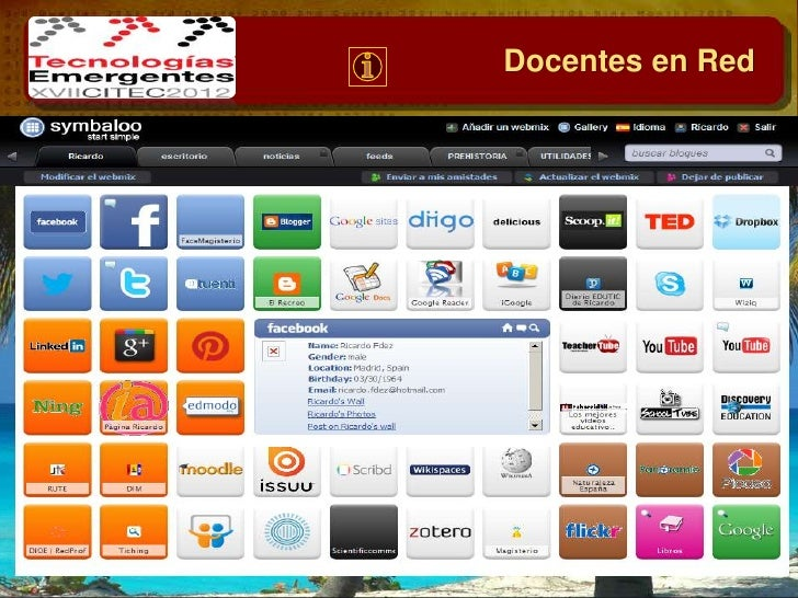 Redes Profesionales Docentes