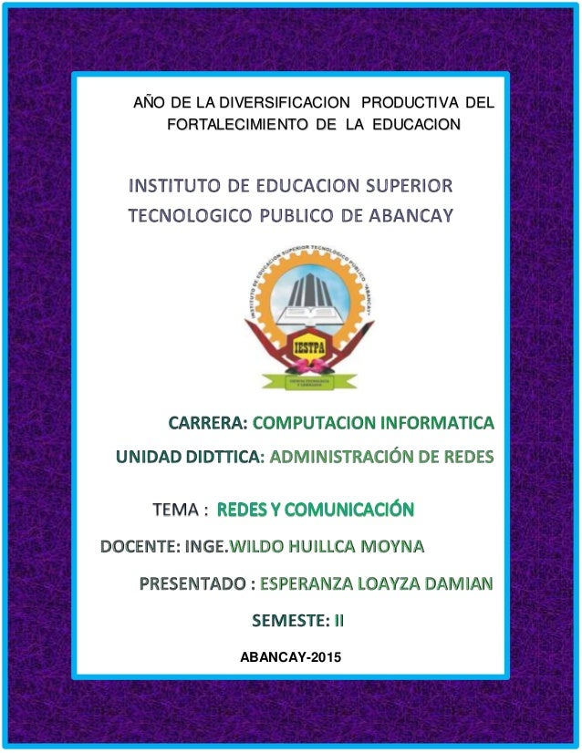 ABANCAY-2015 AÑO DE LA DIVERSIFICACION PRODUCTIVA DEL FORTALECIMIENTO DE LA EDUCACION