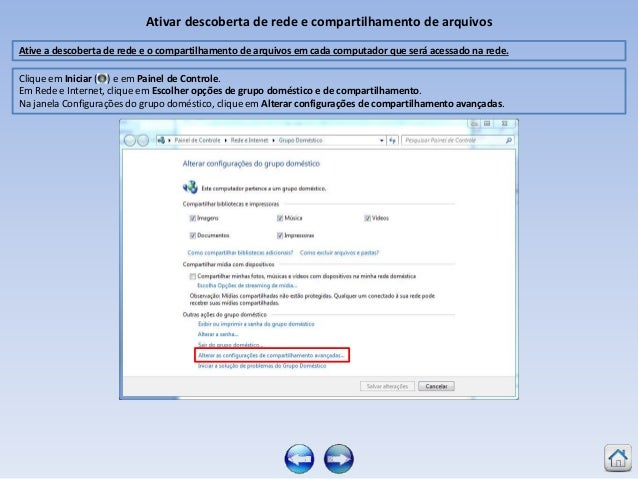 Rede win7