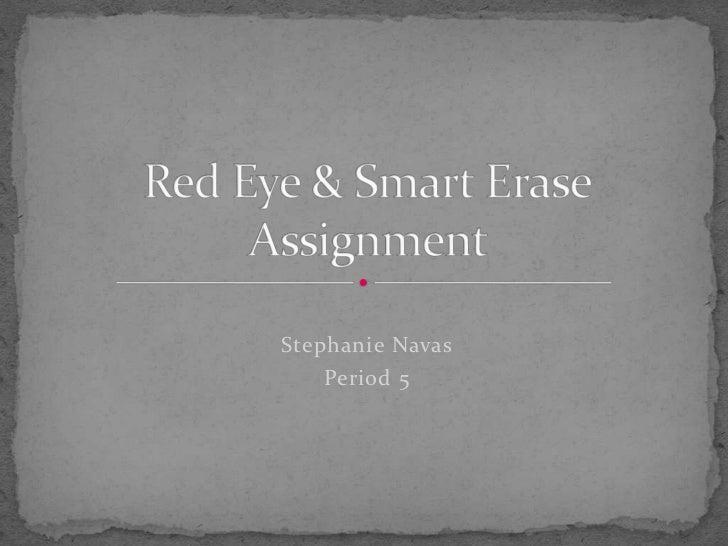 Stephanie Navas    Period 5