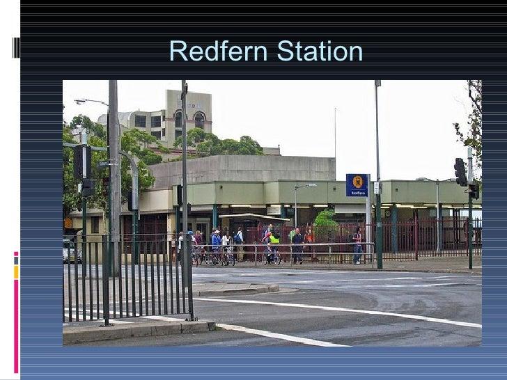 redfern station - photo #23