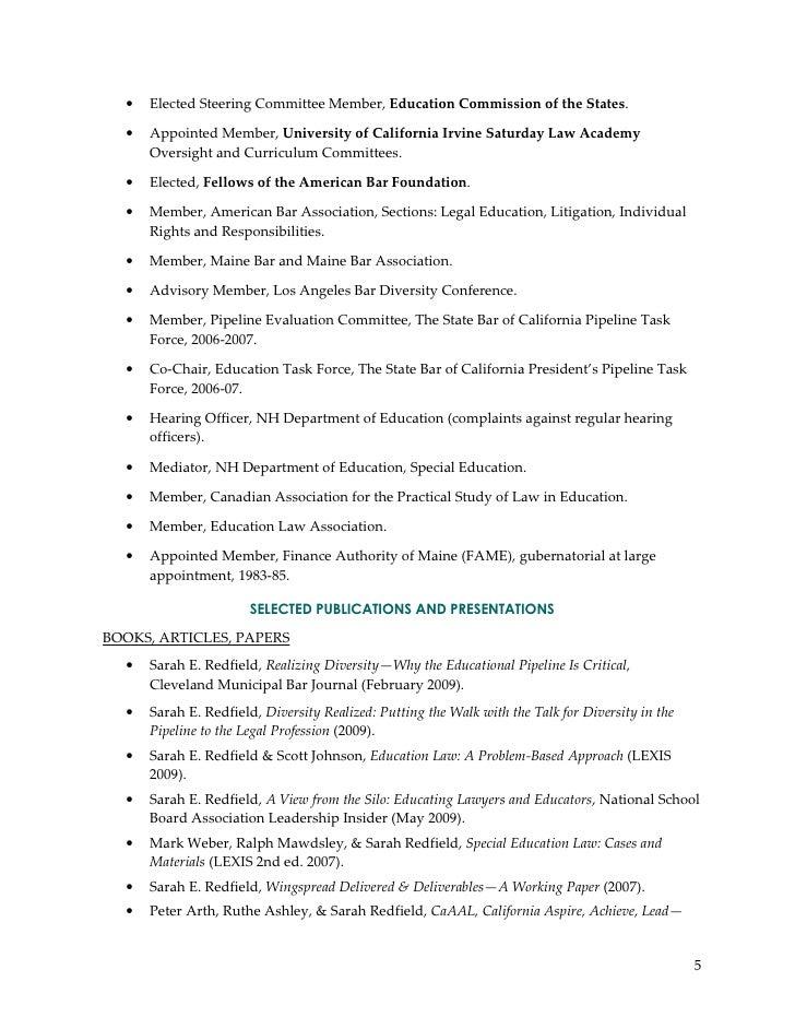 4 5 - Resume Pardon Letter Template