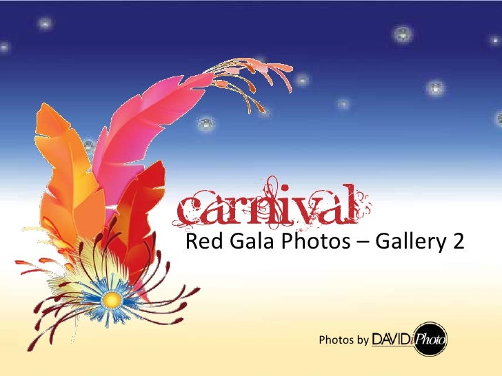 Red Gala Photos – Gallery 2<br />Photos by <br />